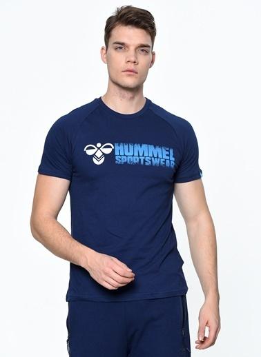 Hummel Tişört Lacivert